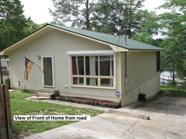 Affordable lake cottage home for Affordable lakefront homes